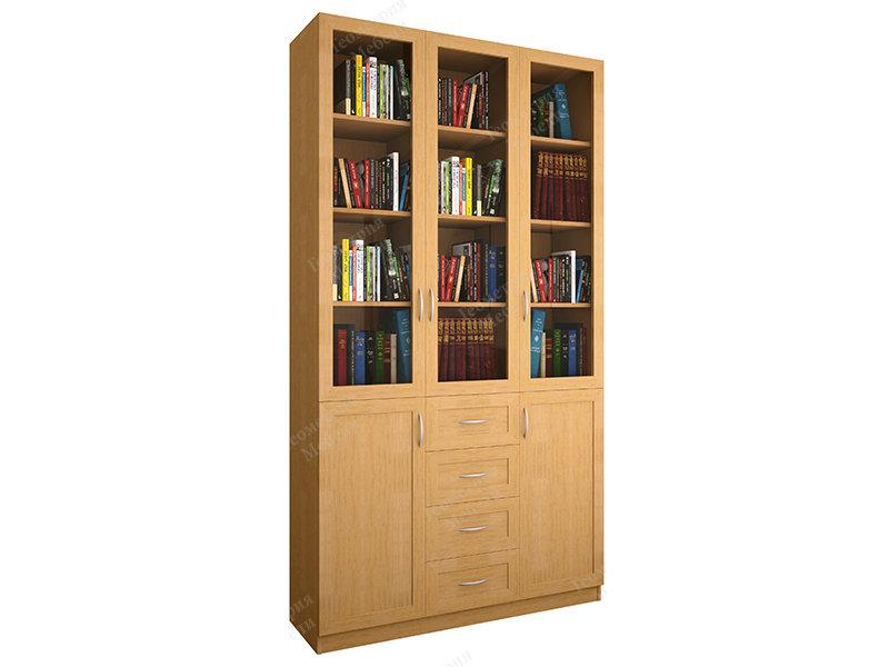 Библиограф 3.8 шкафы книжные геометрия мебели.