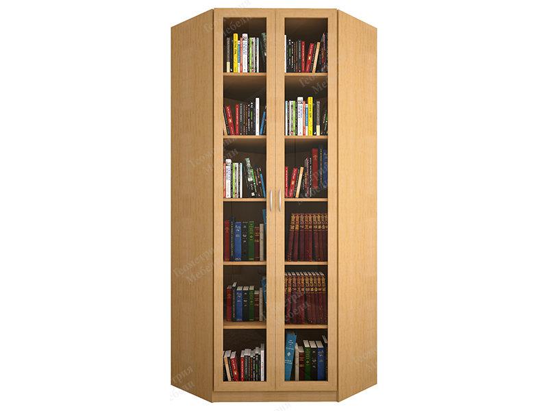 Библиограф 1у шкафы книжные геометрия мебели.