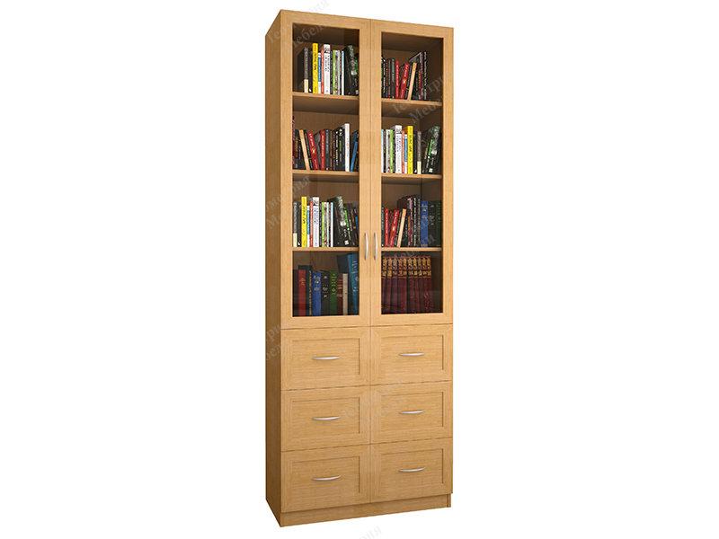Шкафы книжные мебель для кабинета.